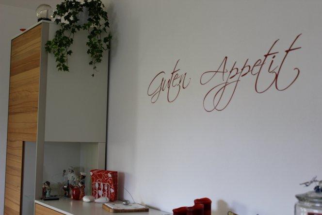 Esszimmer 'Zeit zum Essen & Genießen'
