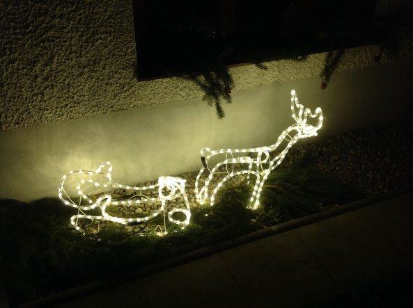 Deko 'Weihnachtsdeko draußen'