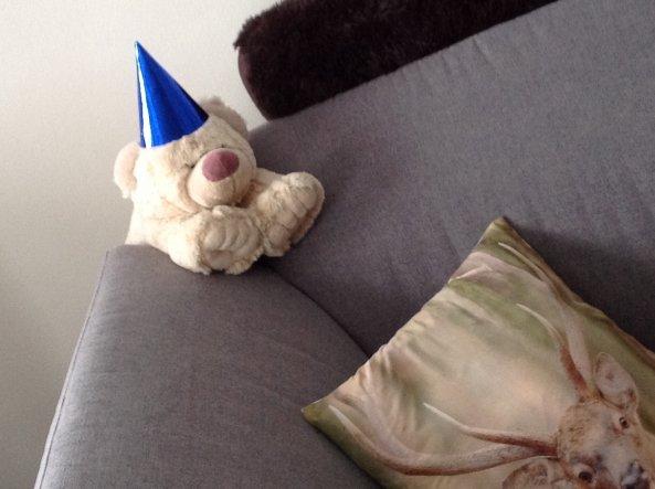 Teddy ;)