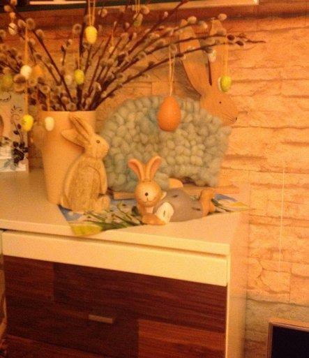 Osterdeko 'Ostern 2015 Easter'