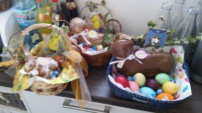 Wohnideen Ostern osterdeko deko accessoires ideen zimmerschau