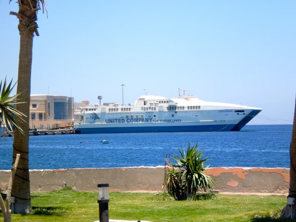 Wohnmobil 'Urlaub in Hurghada - Ägypten'