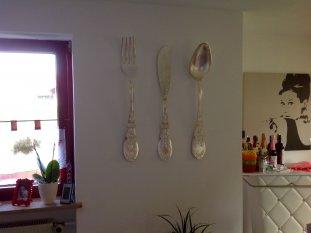 Esszimmer 39 essecke 39 sweet home zimmerschau for Wanddeko orientalisch