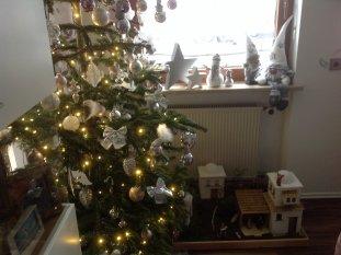 Deko 'Weihnachtsdeko 2015 Merry Xmas'
