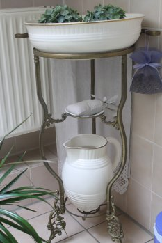 'unser Badezimmer'