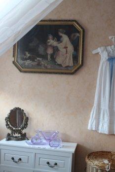'Unser Schlafzimmer'