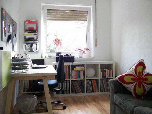 Mein altes Arbeitszimmer