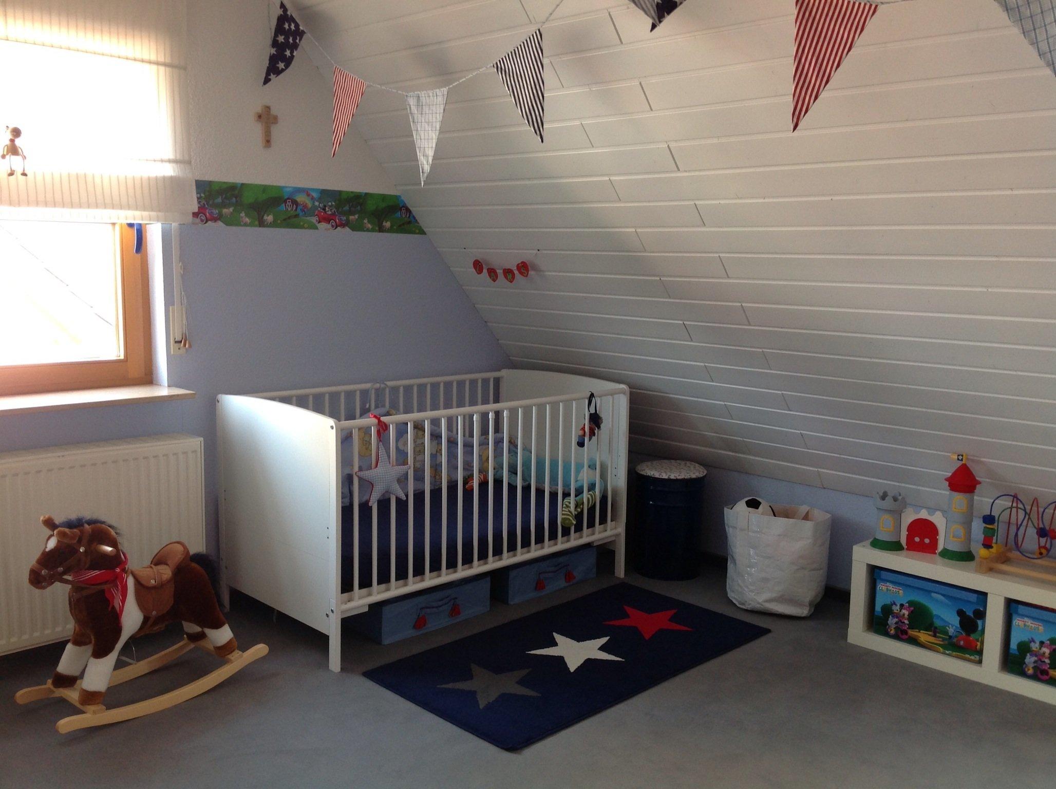Kinderzimmer 'Kinderzimmer' - Unser Wohlfühlhaus - Zimmerschau