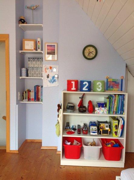 kinderzimmer 39 kinderzimmer 2 39 unser wohlf hlhaus zimmerschau. Black Bedroom Furniture Sets. Home Design Ideas