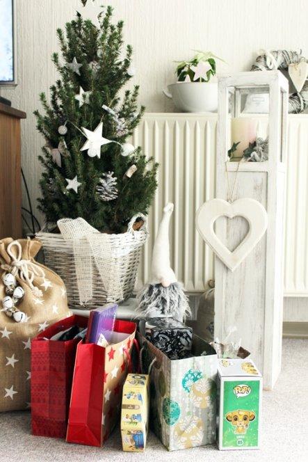 deko 39 weihnachten 2016 39 unser zuhause zimmerschau. Black Bedroom Furniture Sets. Home Design Ideas