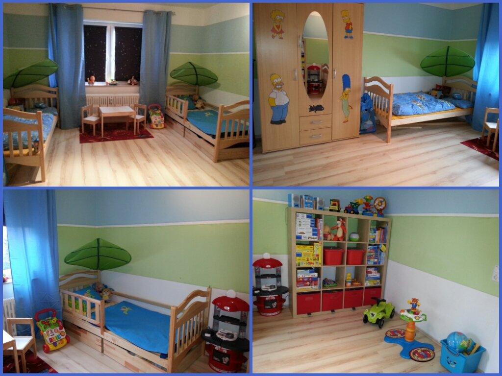 Kinderzimmer \'Kinderzimmer\' - So wohnen wir *.* - Zimmerschau