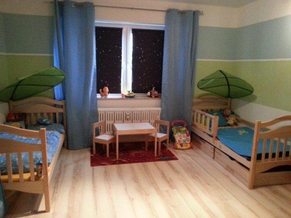 kinderzimmer 'kinderzimmer' - so wohnen wir *.* - zimmerschau, Moderne deko