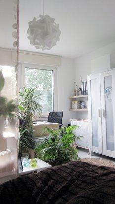 Exotisch 'Schlafzimmer/Arbeitszimme r'