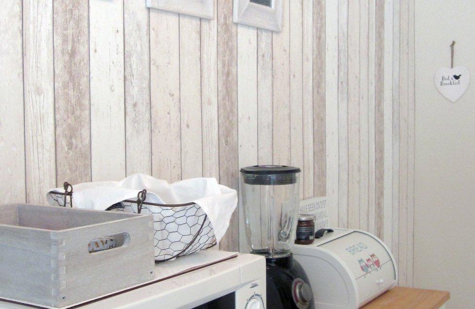 Küche von Luftschlossarchitektin