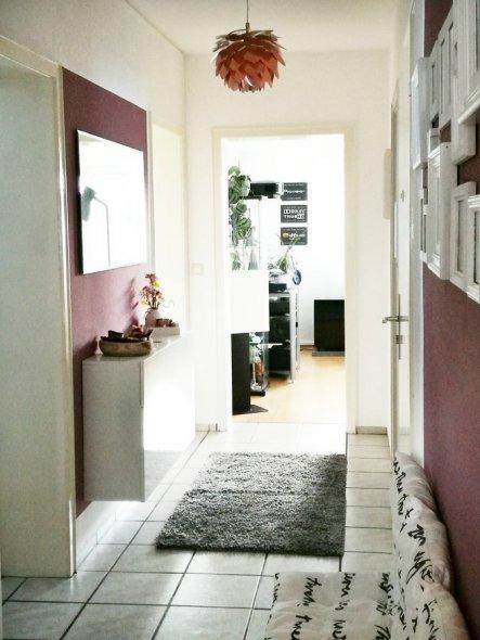 flur diele flur neue wohnung von luftschlossarchitektin 35865 flur zimmerschau. Black Bedroom Furniture Sets. Home Design Ideas