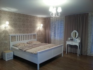 Shabby 'Schlafzimmer in weiß'