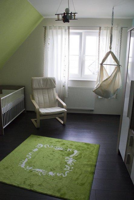 Ein Blick in das Zimmer von unserem Engelchen Fabian