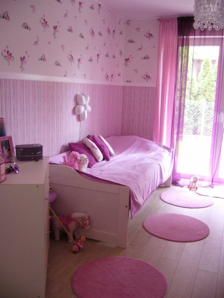 kinderzimmer 39 kinderschlafzimmer f r vierj hrige m dchen. Black Bedroom Furniture Sets. Home Design Ideas
