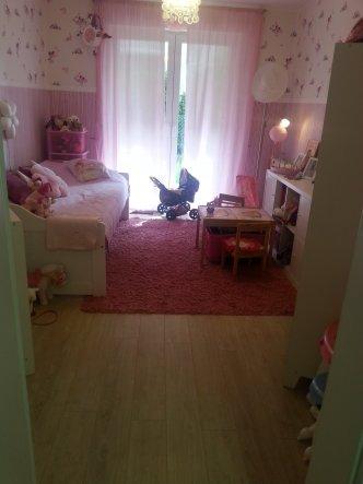 Kinderzimmer 'Kinderschlafzimmer für  vierjährige  Mädchen'