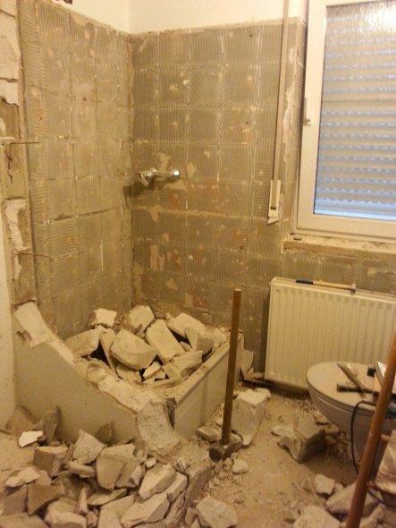 Bad \'Gäste-WC mit Dusche\' - Mein Domizil - Samarkand - Zimmerschau