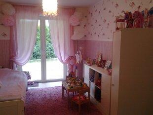 Kinderschlafzimmer für  vierjährige  Mädchen