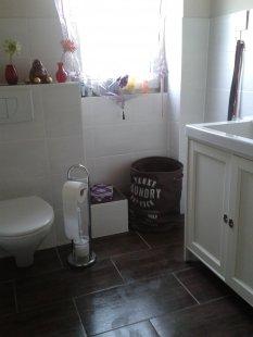 kleine Morgentoilette