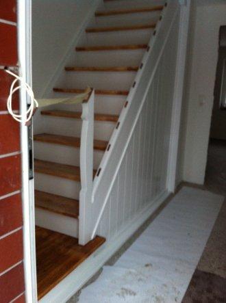 Flur/Diele 'Flur oben und Treppe'