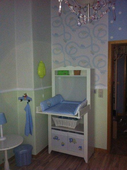 Im Babyzimmer