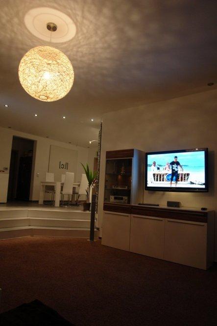 wohnzimmer 39 offenes wohnzimmer 39 unser kleines traumhaus zimmerschau. Black Bedroom Furniture Sets. Home Design Ideas