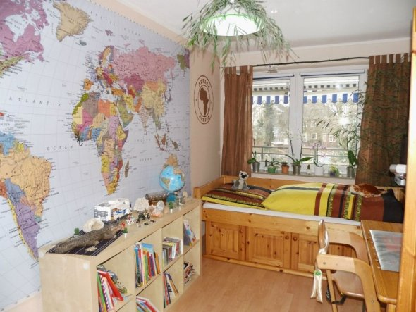 Kinderzimmer 'African Dream'