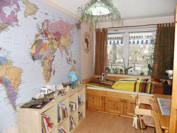 Kinderzimmer 'African Dream'