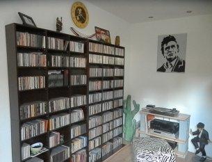 Retro 'Musikzimmer'