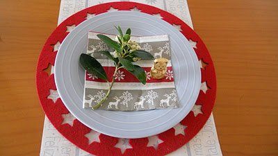 weihnachtsdeko 39 weihnachtliche tischdeko 39 mi casa. Black Bedroom Furniture Sets. Home Design Ideas