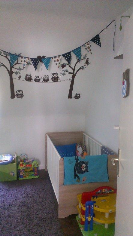 Kinderzimmer 'Räuberhöhle'