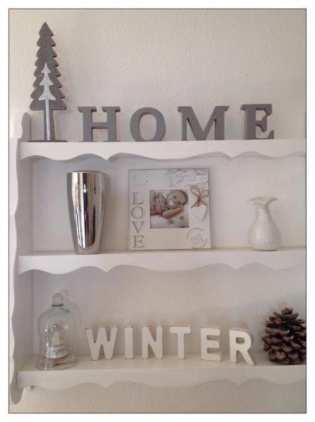 Weihnachtsdeko lovelyhome von lovelyhome 34618 zimmerschau - Zimmerschau shabby ...