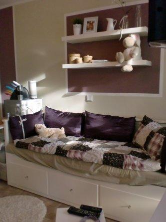 Wohnzimmer 'Meine 1. Wohnung'