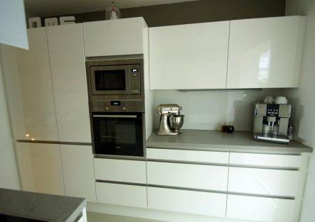 ...Wie winzig meine Kitchen Aid auf dem Foto aussieht..