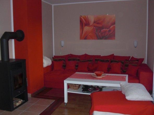 wohnzimmer 39 wohnzimmer 39 landleben zimmerschau. Black Bedroom Furniture Sets. Home Design Ideas