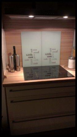 Küche 'Mein Traum Küche in Creme'