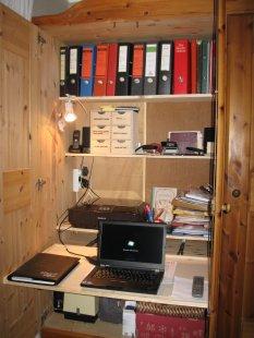 Arbeitszimmer / Büro 'Umgestaltung'