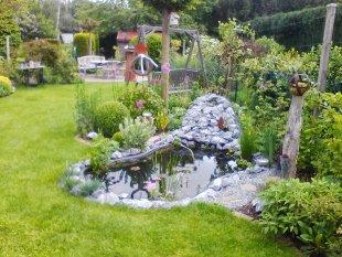 Unser Landhausgarten