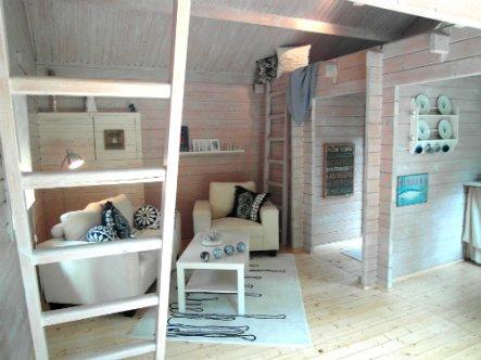 39 mein raum 39 blockhaus landhaus zimmerschau. Black Bedroom Furniture Sets. Home Design Ideas