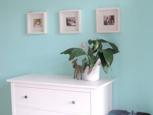 Schlafzimmer Weiß Streichen: Weiße wände fürs schlafzimmer wolken ...