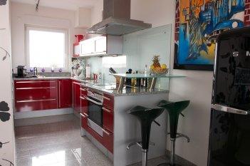 'Küche' von Metaline