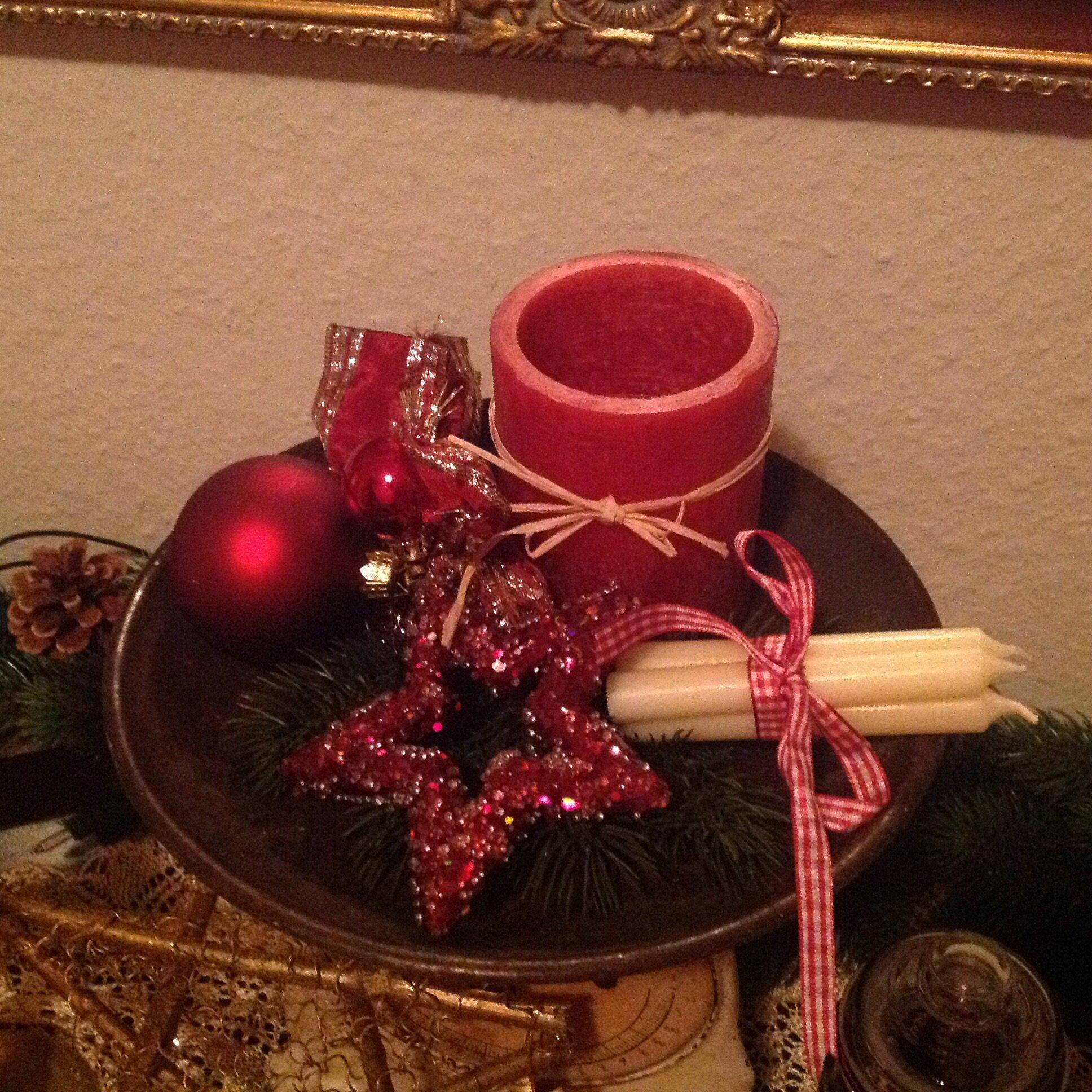 Weihnachtsdeko 39 weihnachtsdekoration 39 kleines landhaus - Weihnachtsdeko landhaus ...