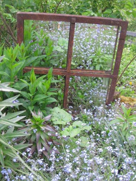 Garten 39 meine kleine farm 39 zuhause angekommen zimmerschau - Spiegel im garten ...