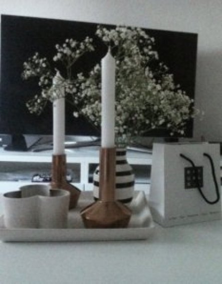 Wohnzimmer 'Bella Casa'