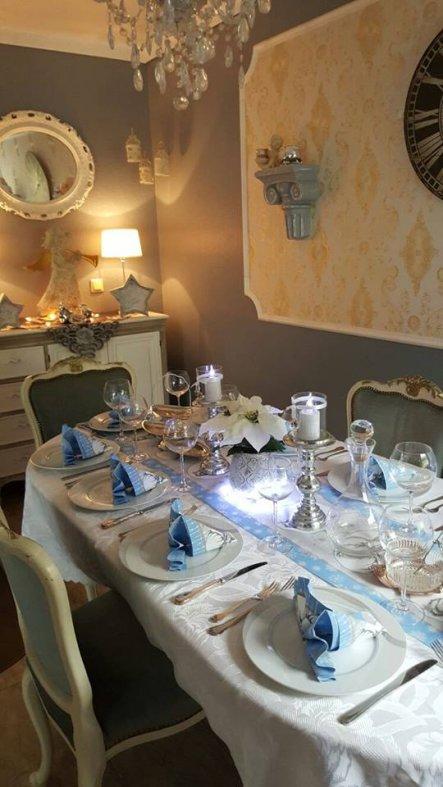 Wohnzimmer 'Weihnachten 2015'