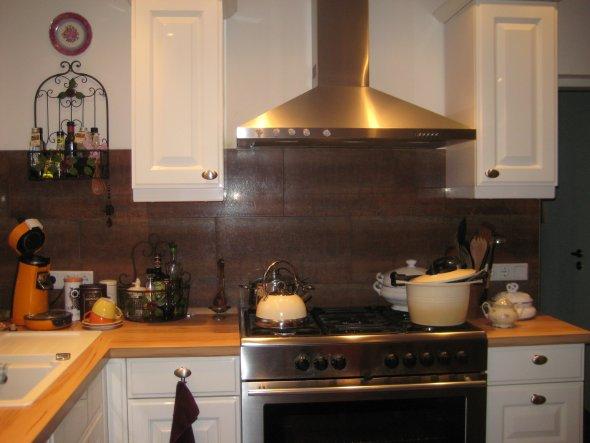 Küche 'Kalorienzimmer Traumküche'