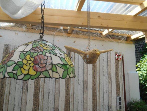 Garten 'Gartenküche Gartenbett Vorhof'